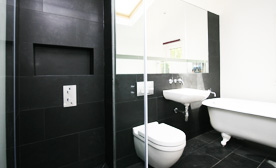 bespoke bathroom design London UK